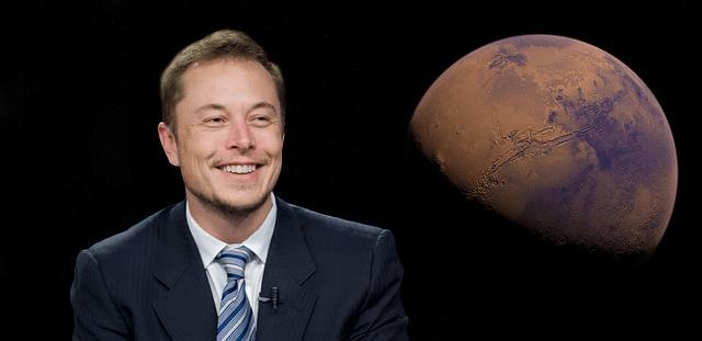 Elon Musk. Foto: Tumisu
