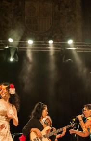 Yemayá La Banda. Fiestas del Pilar 2017, por Ángel Burbano