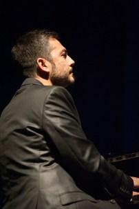 Marcos Sanchez & Jorge Abadias el 16 de noviembre de 2017 en la Sala Multiusos. Por Ángel Burbano