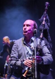 Carlos Núñez en el Teatro de las Esquinas el 29 de diciembre de 2017 Por Ángel Burbano