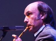 Carlos Núñez en el Teatro de las Esquinas el 29 de diciembre de 2017 Por Angel Burbano