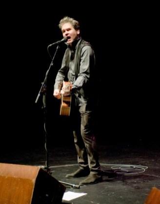 Elliot Murphy en el Teatro de las Esquinas el 21 de enero de 2018 por Ánbel Burbano