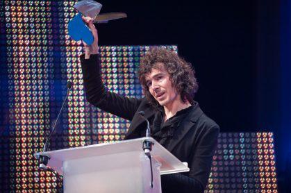Sho-Hai - XIX Premios de la Música Aragonesa. Foto, Ángel Burbano