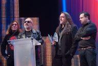 Las Novias - XIX Premios de la Música Aragonesa. Foto, Ángel Burbano