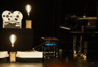 Yann Tiersen en el Teatro Principal el 12 de marzo de 2018. Por Ángel Burbano