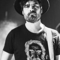 Álex Elías el 9 de junio de 2018 en las Armas. Foto, Ángel Burbano