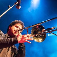 Presentación de O Zaguer Chilo. Foto de Luis Lorente