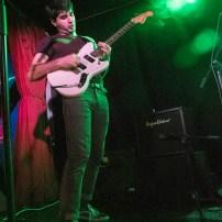 White Hounds en la Sala López, 15/12/18, por Luis Lorente