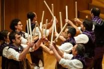 Aragón Sinfólknico en la sala Mozart del Auditorio de Zaragoza el 29 de enero de 2019 por Ángel Burbano