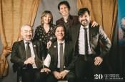 Marisol Aznar, David Angulo y Los Modos. Foto, Jal Lux