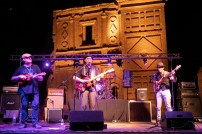 Blues Whale. Belchite Music Night. 22/6/19. Foto, Luis Lorente