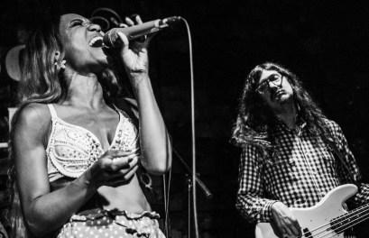 Southern Avenue el 3 de junio de 2019 en el Rock & Blues por Angel Burbano