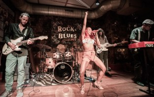 Southern Avenue el 3 de junio de 2019 en el Rock & Blues por Angel Burbano