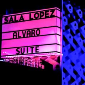 Alvaro Suite. Sala López, Zaragoza 7/2/20. Por Laura García