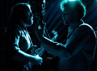 Banda invitada / Dewolff el 21 de febrero de 2020 en la SALA LOPEZ. Foto, Ángel Burbano