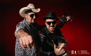 Cuti/ Carlos Segarra. 21º Premios de la Música Aragonesa. Foto, Jal Lux