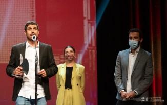El Veintiuno / 21 Premios de la Música Aragonesa. Foto, Ángel Burbano