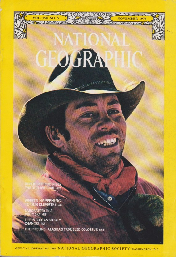 National Geographic, noviembre 1976