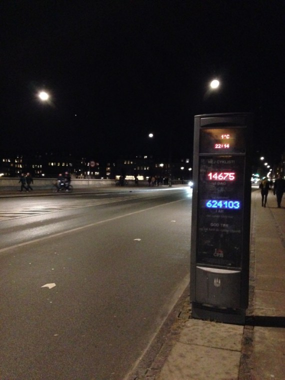 CPH_bicycle_totem