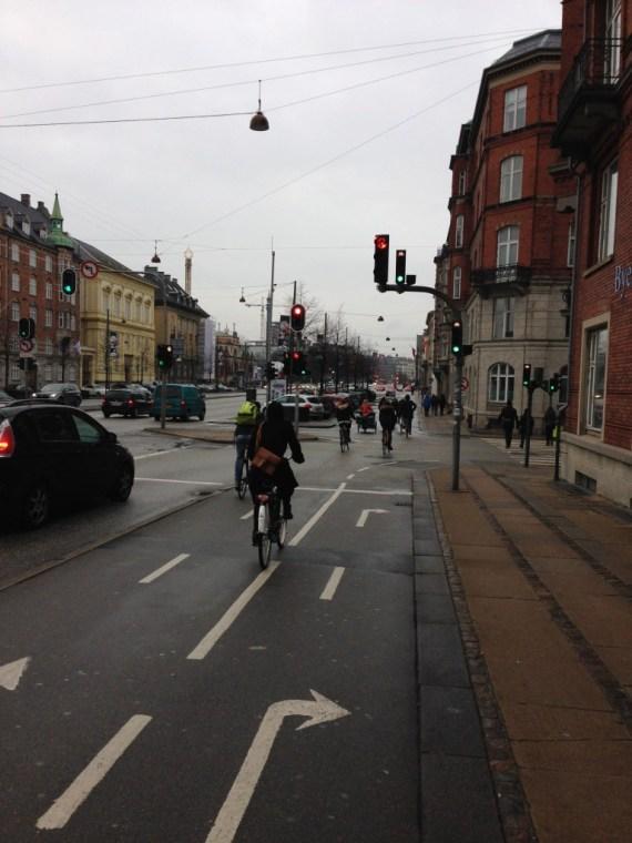 CPH_bike_infraestructures