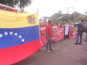 Solidaritas Untuk Revolusi Bolivarian