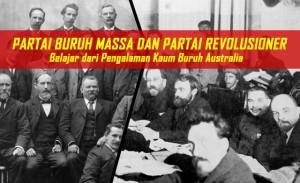 Diskusi Partai Massa Buruh dan Partai Revolusioner
