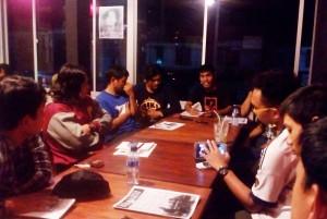 Diskusi Kendeng Utara