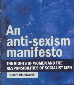 Manifesto Antiseksisme