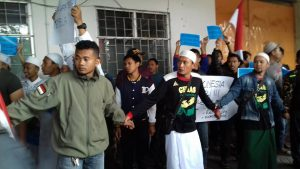 Aksi FRI WP Malang