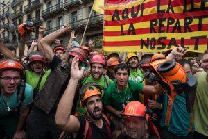 Mogok Nasional Catalan