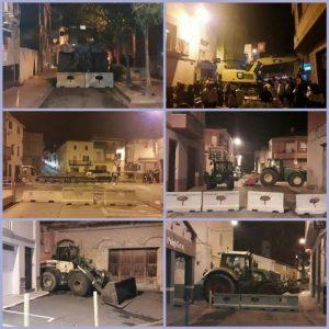 Petani Blokade TPS