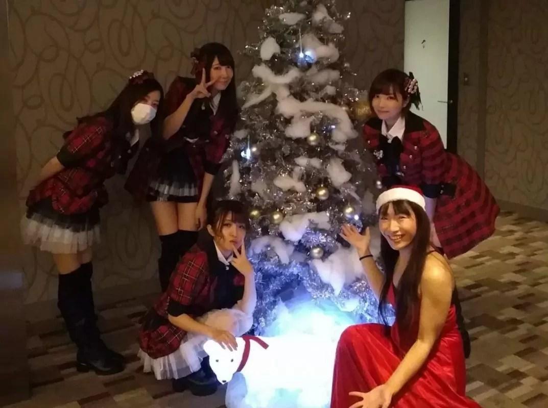 川越・クリスマスディナーショー