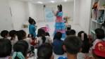 大阪・学童保育(アフタースクール)にて体験マジック教室