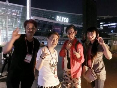 韓国・釜山FISM2018 宿泊編