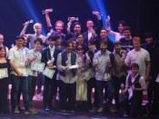 韓国FISM2018最終日 授賞式