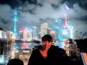 上海出張マジック 最後の晩餐 お笑い女性マジシャン