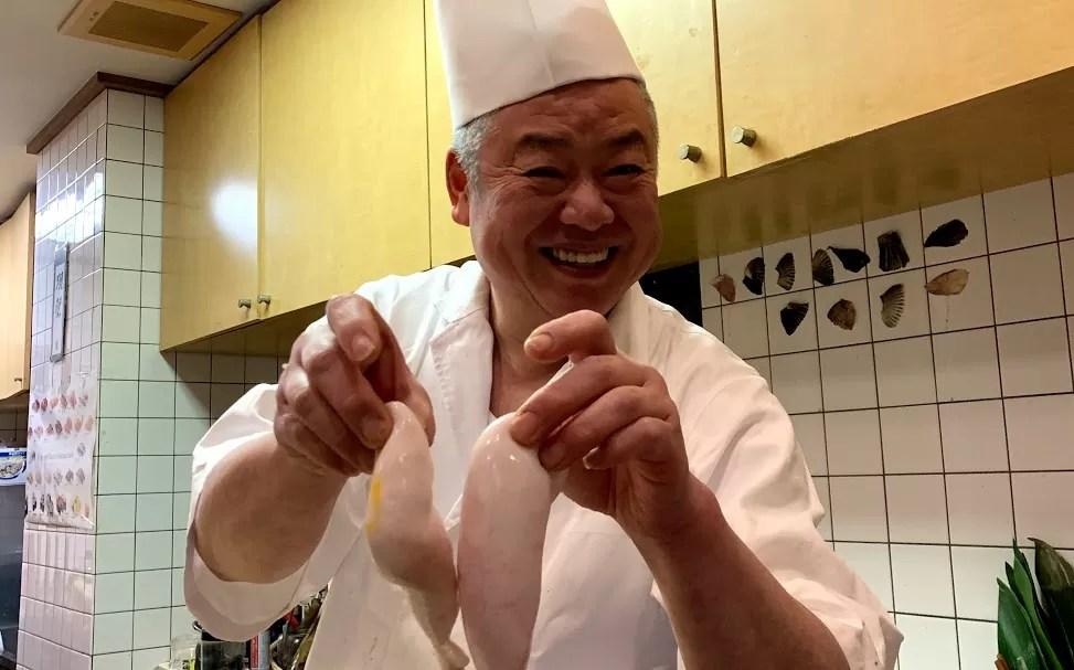 新宿 寿司割烹「浜勢」様で豪華ふぐ&海鮮フルコース