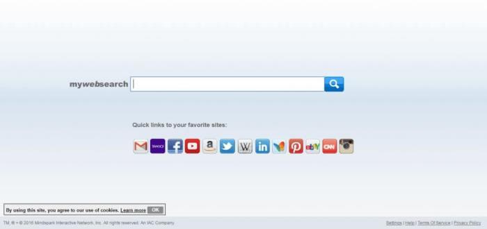 mywebsearch