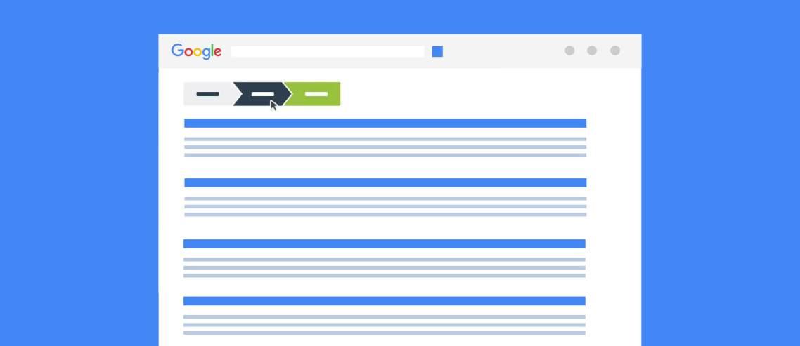 Google Arama Sonuçlarına Breadcrumb Eklendi