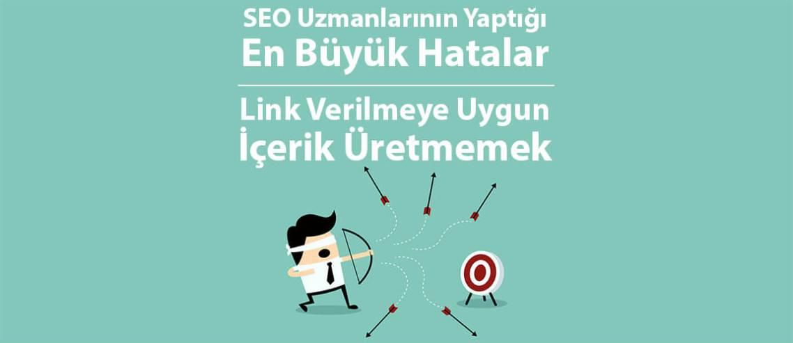 Link Verilmeye Uygun İçerik Üretmemek