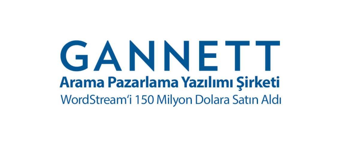Gannett,WordStream'i satın aldı