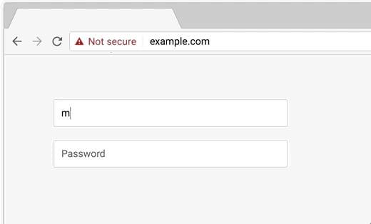 Google Chrome'dan HTTPS'e Geçiş İçin Son Uyarı