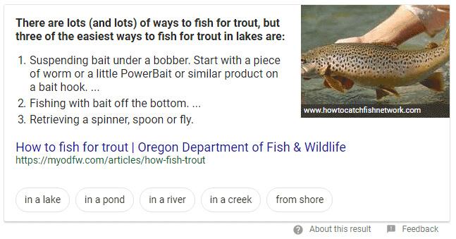 Google Featured Snippets Alanını Genişletti