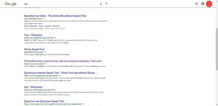 Google Masaüstü Arama Sonuçları için Yeni Tasarım