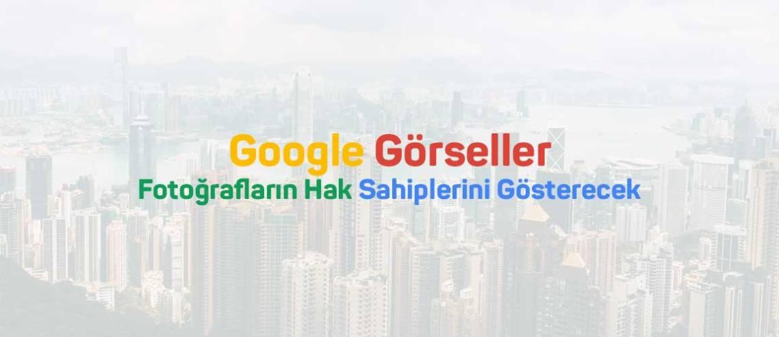 Google görseller telif hakları