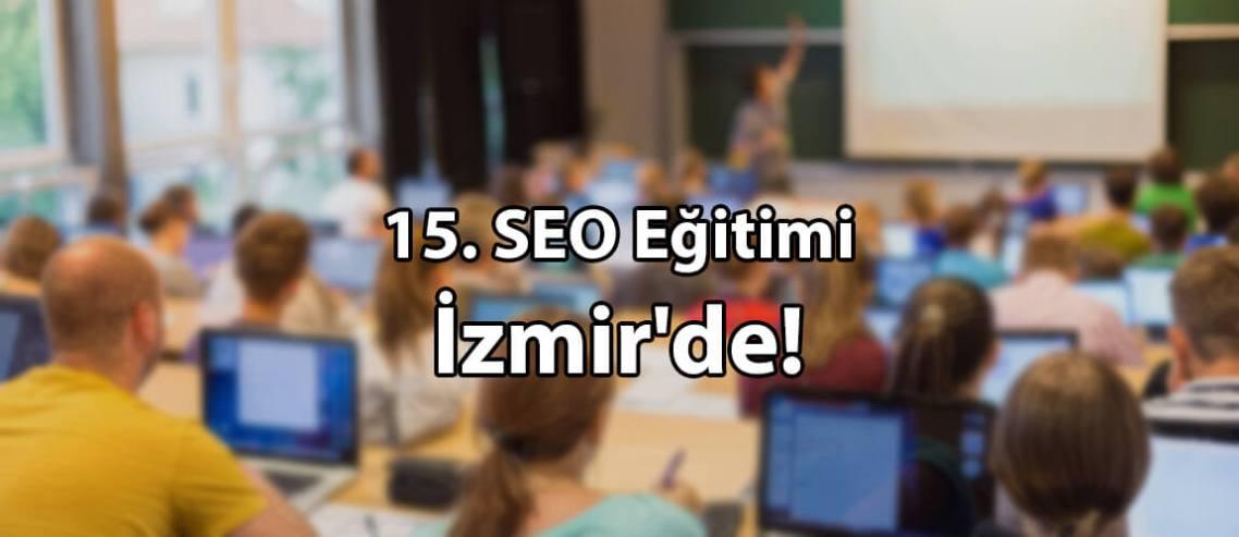 İzmir SEO Eğitimi