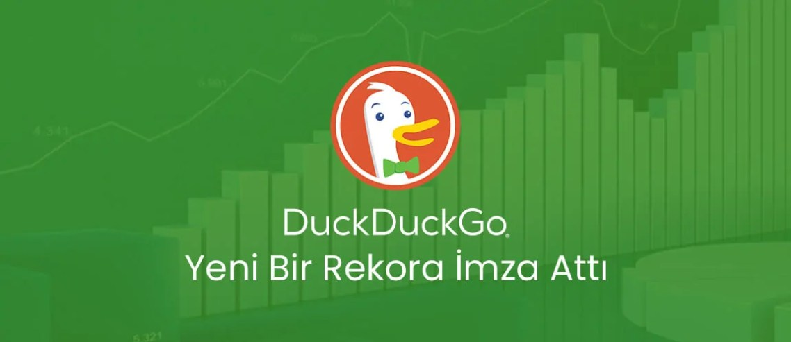 DuckDuckGo Yeni Bir Rekor Kırdı