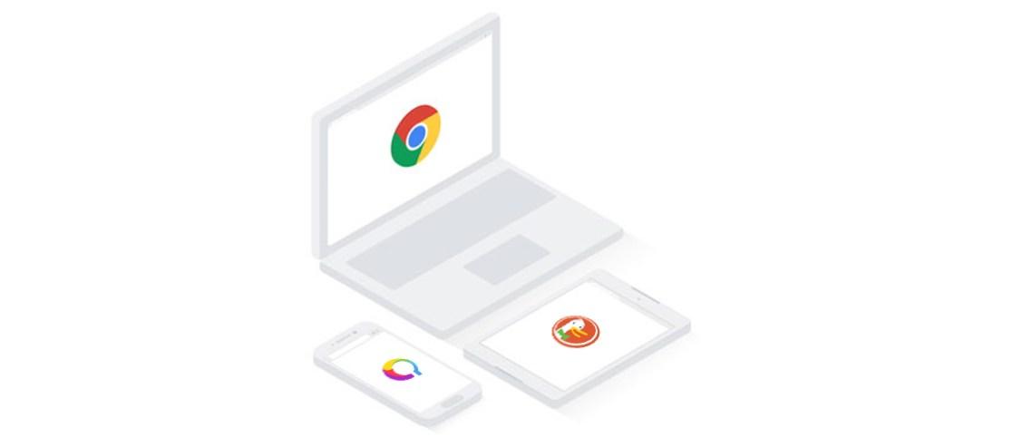 Google Chrome'a Yeni Arama Motoru Seçeneği Geliyor