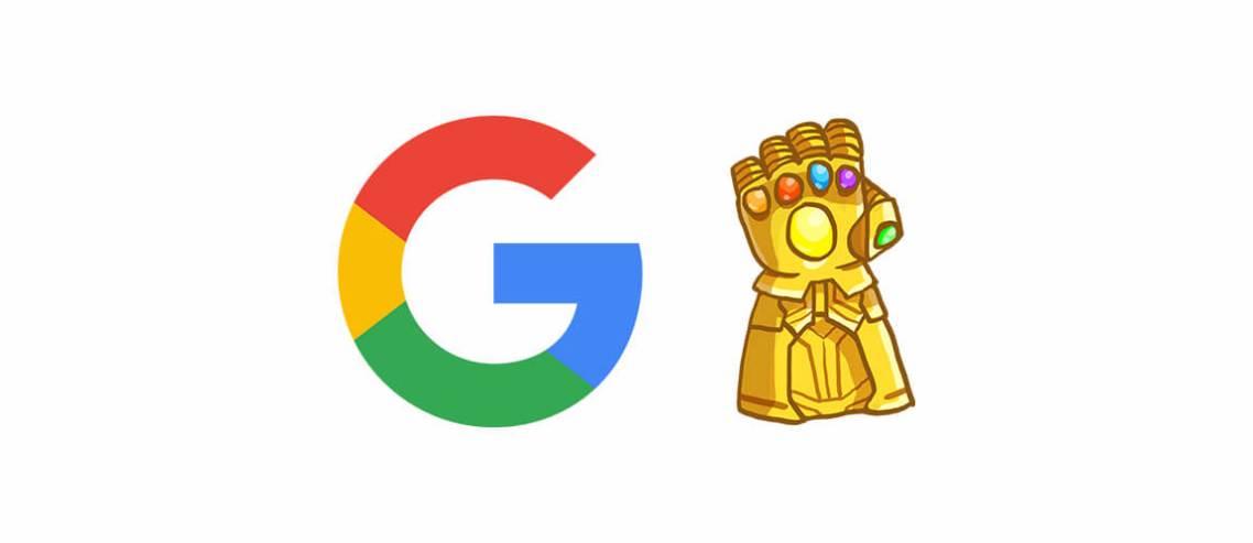 Google'ın Thanos Sürprizi