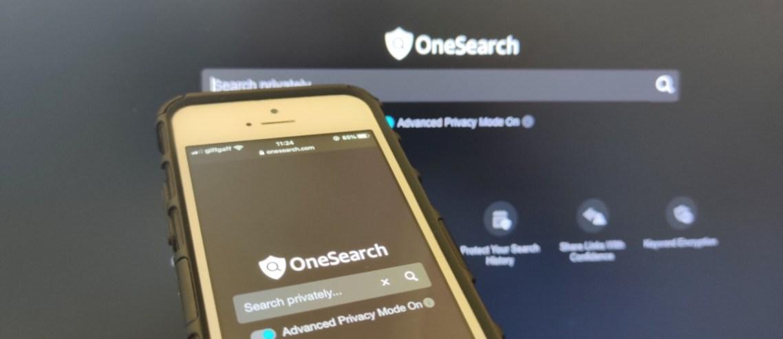 Arama motoru piyasasına yeni bir rakip daha ekleniyor: 'Verizon Media'dan OneSearch
